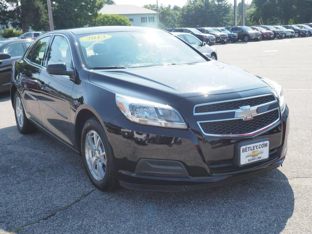 Pre Owned 2013 Chevrolet Malibu Ls Fwd Ls Fleet 4dr Sedan