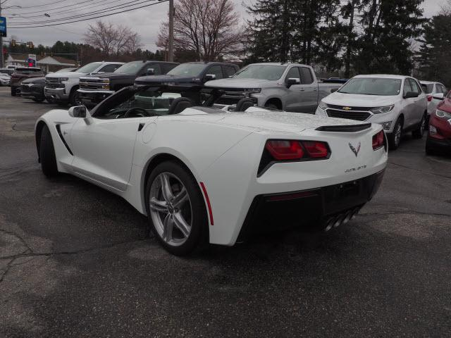 Pre-Owned 2016 Chevrolet Corvette 1LT