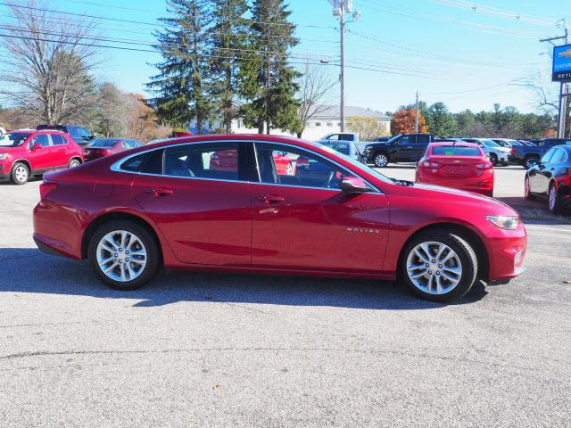 Certified Pre-Owned 2017 Chevrolet Malibu Hybrid