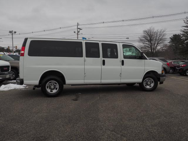 Certified Pre-Owned 2018 Chevrolet Express Passenger LT