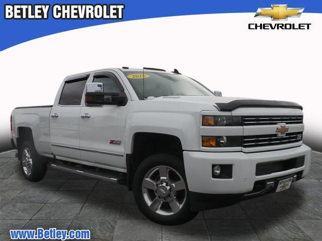 Pre Owned 2016 Chevrolet Silverado 2500hd Ltz