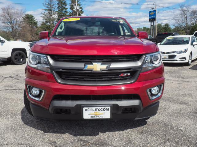 Certified Pre-Owned 2017 Chevrolet Colorado 4WD Z71