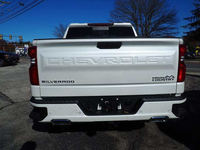 New 2019 Chevrolet Silverado 1500 High Country 4x4 High Country 4dr