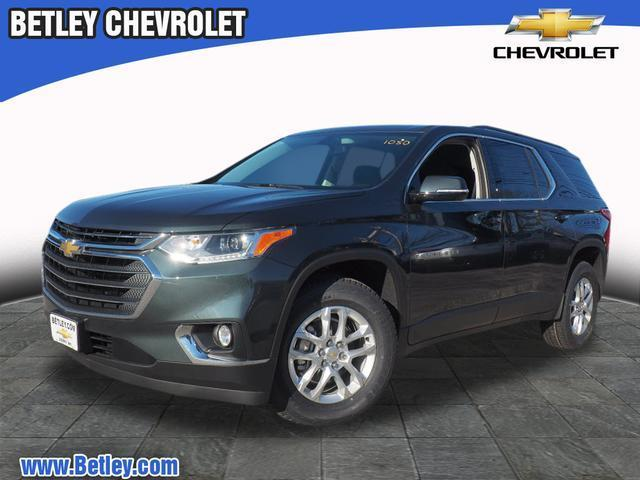 New 2019 Chevrolet Traverse LT Cloth 3e4d3ec2f