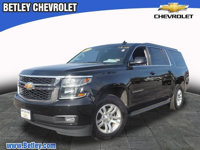 Pre Owned 2015 Chevrolet Suburban Lt 4x4 Lt 1500 4dr Suv In Derry