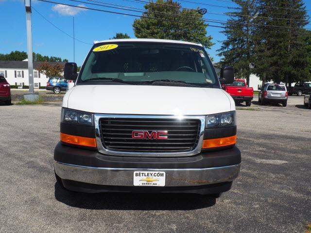 Certified Pre-Owned 2017 GMC Savana Cargo Van