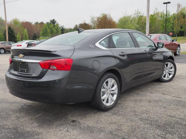 New 2019 Chevrolet Impala LT FWD LT 4dr Sedan