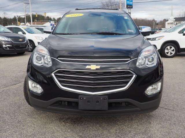 Certified Pre-Owned 2016 Chevrolet Equinox LTZ