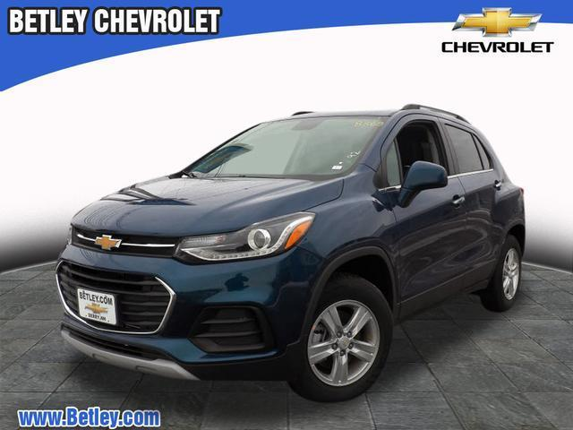 New 2019 Chevrolet Trax Lt Awd Lt 4dr Crossover In Derry T19 182