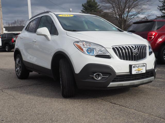 Certified Pre-Owned 2016 Buick Encore Sport Touring