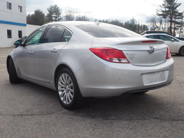 Pre-Owned 2011 Buick Regal CXL RL4