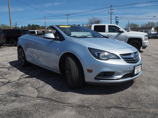 Certified Pre-Owned 2016 Buick Cascada Premium