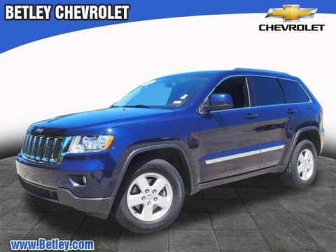Pre-Owned 2012 Jeep Grand Cherokee