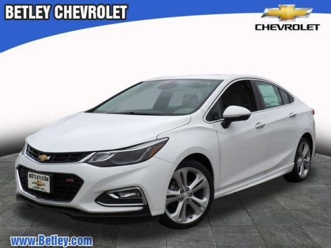New Chevrolet Cruze For Sale Betley Chevrolet