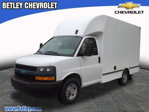 New 2019 Chevrolet Express Commercial Cutaway