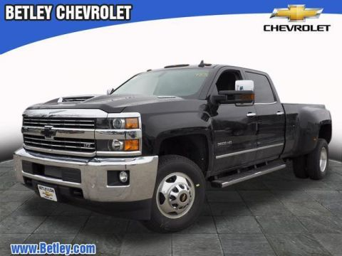 New 2019 Chevrolet Silverado 3500HD CC LTZ