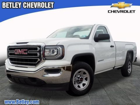 Certified Pre-Owned 2018 GMC Sierra 1500