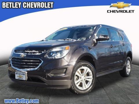 Certified Pre-Owned 2016 Chevrolet Equinox LS
